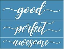 Incdnn Good Perfect Awesome Self-Adhesive Silk