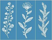 Incdnn Twig Self-Adhesive Silk Screen Printing
