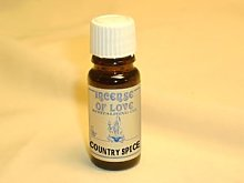 Incense of Love Quality Fragrance Oils (Country