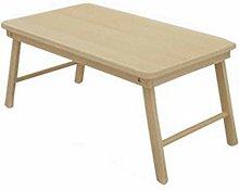 InChengGouFouX Adjustable Laptop Desk Table Bamboo