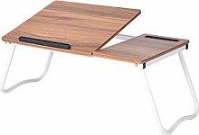 InChengGouFouX Adjustable Laptop Desk Table