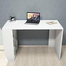 Inci Desk - with Shelves - for Office, Bedroom -