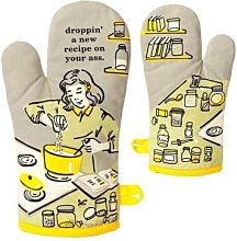 Incognito - Droppin A Recipe On Your Ass Oven Mitt