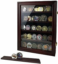Indeep Military Challenge Coin Display Case