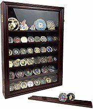 Indeep Military Challenge Coin Display Case Coin