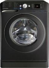 Indesit BWE91484XK 9KG Washing Machine - Black