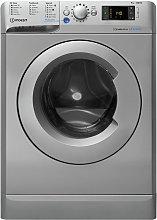 Indesit BWE91484XS 9KG Washing Machine - Silver