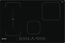 Indesit IB21B77NE Electric Induction Hob - Black