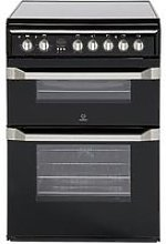 Indesit Id60C2K 60Cm Wide Double Oven Electric
