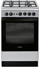 Indesit Is5G1Pmss 50Cm Gas Single Oven Cooker -