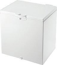 Indesit OS1A200H2UK Chest Freezer - White
