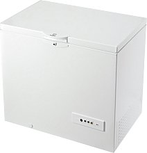 Indesit OS1A250H Chest Freezer - White.