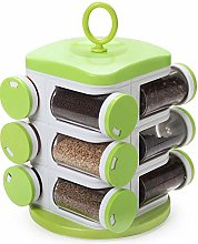 IndiaBigShop Masala/Spice Rack, Spice Jar with