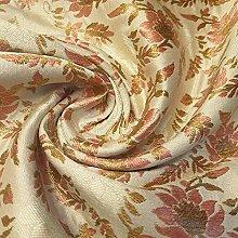Indian Brocade Banarasi Jacquard Upholstery Craft