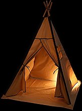 Indian Canvas Teepee Tent,Children Playhouse Kids