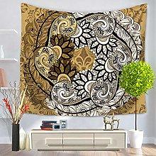 Indian Mandala Tapestry Bohemian Wall Hanging