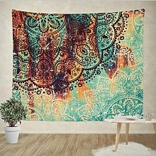 Indian Tapestry - Tapestry - Bedspread -