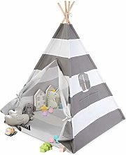 Indian Teepee Tent for Kids, Kids Teepee Children