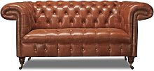 Indianola 2 Seater Chesterfield Sofa Rosalind