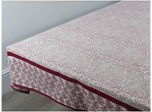 Indigo & Wills - Red Leaf Tablecloth - 180cm |