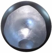 Indigo & Wills - Silver Egg Tealight Holder -