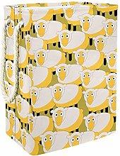 Indimization Cartoon Sheep laundry bin Oxford