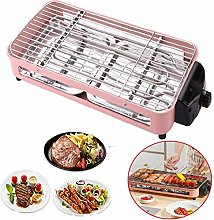 Indoor Barbecue Griddle With Non-Stick Coating