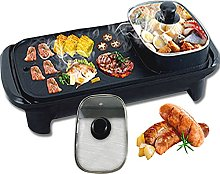 Indoor Barbecue, smokeless Electric Grill, Grill
