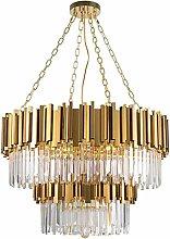 Indoor ceiling lighting, Crystal Pendant