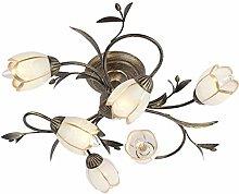 Indoor ceiling lighting, Flower Shape E14