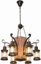 Indoor ceiling lighting, Industry LED Chandelier