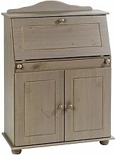 Indoor Classic Design 2 Door Finish Secretary Desk