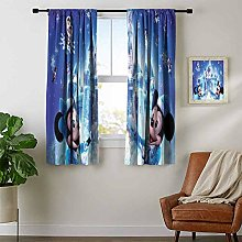 Indoor Curtain Mickey & Minnie Mouse 06.Jpg