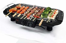 Indoor Electric Barbecue Grill Smokefree Table BBQ