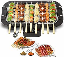 Indoor Electric Smokeless Barbecue Grill Smokefree