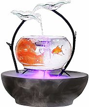 Indoor Fountains Home Decoration Creative Fish