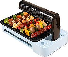 Indoor Grill Electric BBQ Grill,with Smart Temp