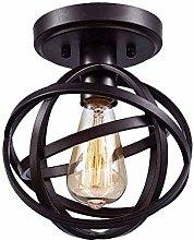 Indoor Hanging Pendant Lighting Lamps Retro
