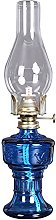 Indoor Oil Lamp, Retro Simple Glass Kerosene Lamp,