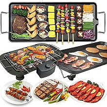 Indoor Outdoor BBQ Grill, Household Multi-Function