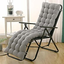 Indoor Outdoor Chaise Lounger Cushion,Patio Chair