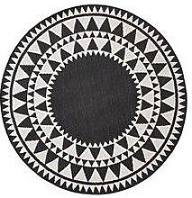 Indoor/Outdoor Circular Rug