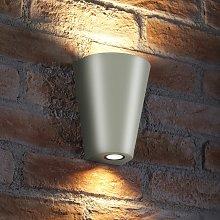 Indoor / Outdoor Double Wall Up & Down Light -