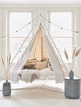 Indoor Outdoor Hanging Bell Tent