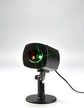 Indoor/Outdoor Laser Projection Light