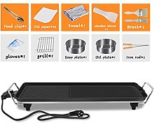 Indoor Table Grill - Smokeless Electric Grill/BBQ