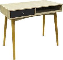 INDUSTRIAL - 1 Drawer Office Computer Desk /