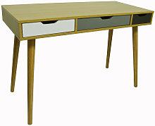 INDUSTRIAL - 2 Drawer Office Computer Desk /