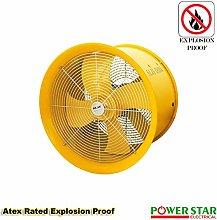Industrial Atex(EX) Axial Canopy Extractor