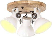 Industrial Ceiling Lamp 25 W White 42x27cm E27 -